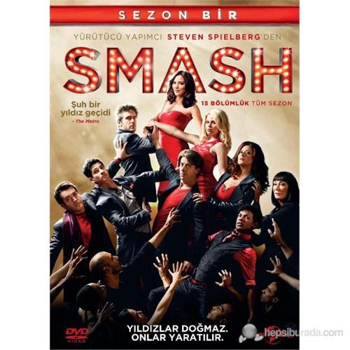 Smash Season One (Smash Sezon Bir 4 DVD Box Set)