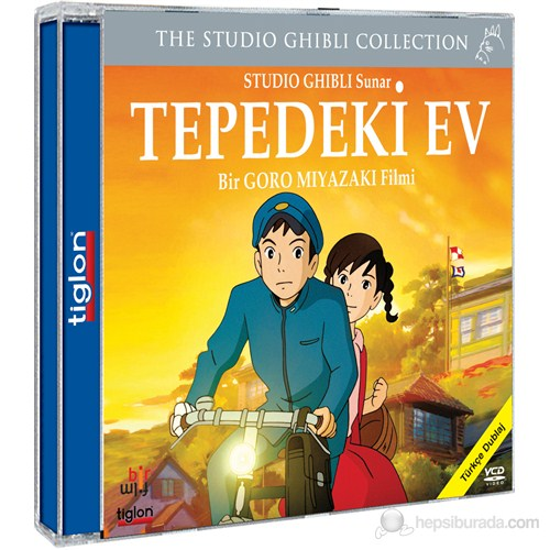 Tepedeki Ev (From Up On Puppy Hill) (VCD)
