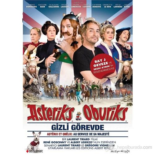 Astérix et Obélix: Au service de Sa Majesté (Asteriks & Oburiks Gizli Görevde) (DVD)