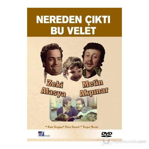 Nereden Çıktı Bu Velet (DVD)