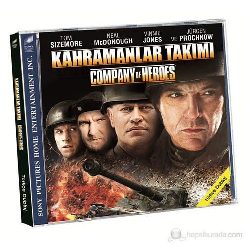 Kahramanlar Takımı (Company Of Heroes) (VCD)