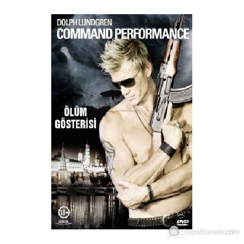 Command Performance (Ölüm Gösterisi) (DVD)
