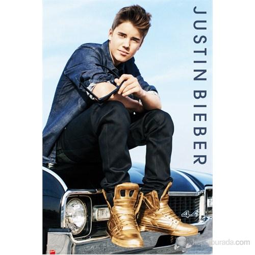 Justin Bieber Car Maxi Poster