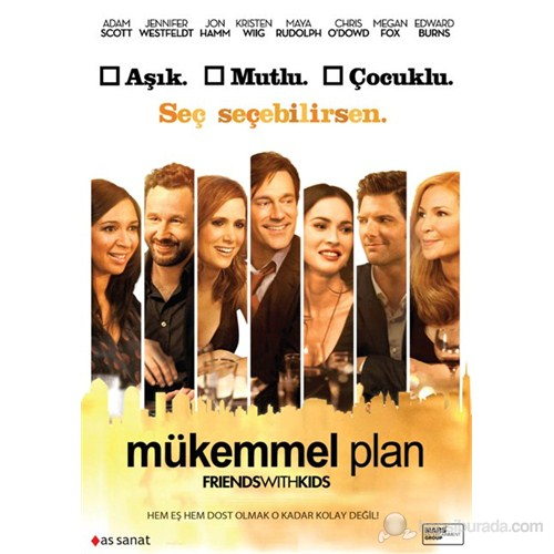 Mükemmel Plan (Friends With Kids) (Bas Oynat)