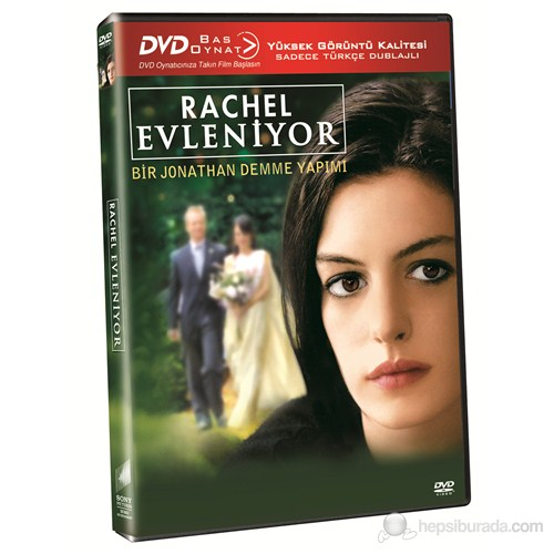 Rachel Evleniyor (Rachel Getting Married) (Bas Oynat)