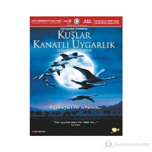 Kuşlar Kanatlı Uygarlık (Le Peuple Migrateur) (Bas Oynat)