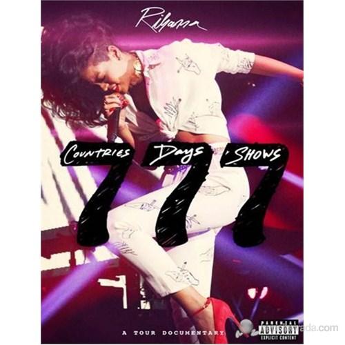 Rihanna - 777 Tour (7 Countries 7 Days Show)