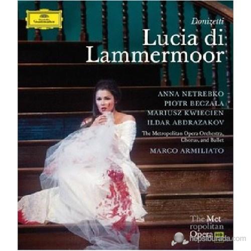 Anna Netrebko - Donizetti: Lucİa di Lamermoor (Blu-Ray)