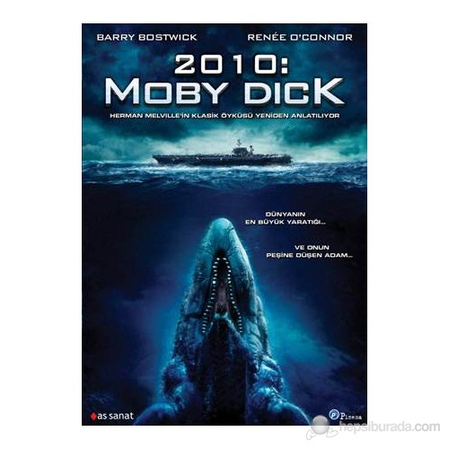 2010:Moby Dick (DVD)
