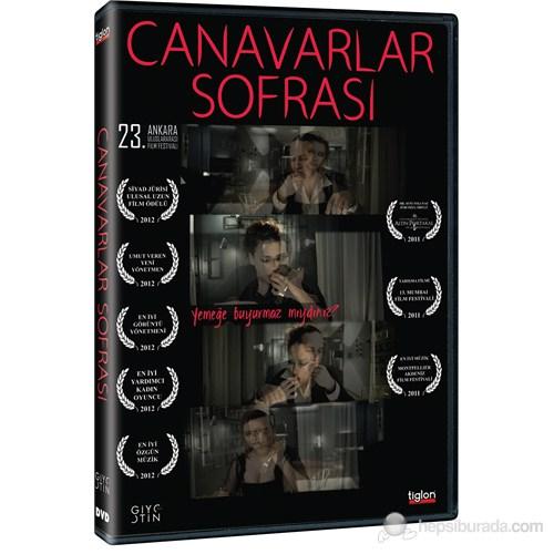 Canavarlar Sofrası (DVD)