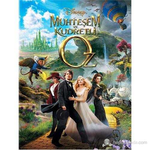 Muhteşem ve Kudretli Oz (Oz The Great and Powerful) (VCD) (4 Disk)