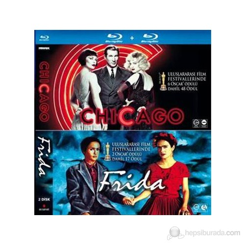 Chicago-Frida (Blu-Ray Disc)