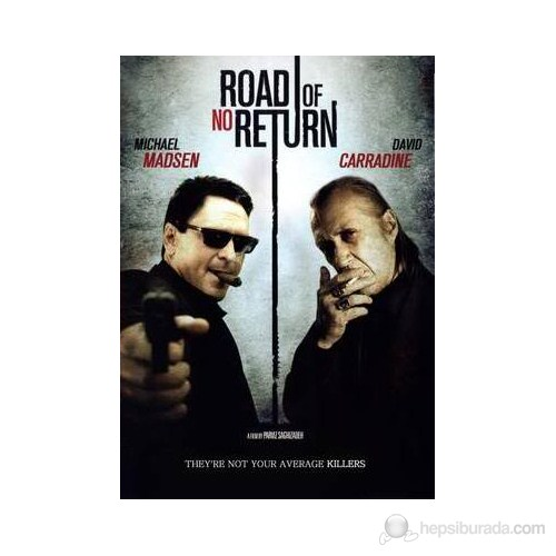 Road Of No Return (Çıkış Yok) (DVD)