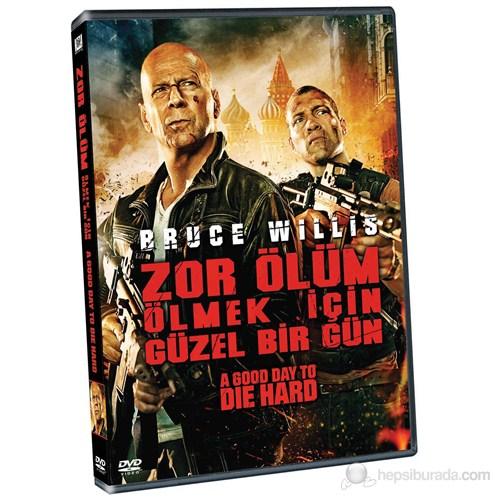 A Good Day To Die Hard (Zor Ölüm Ölmek İçin Güzel Bir Gün) (DVD)