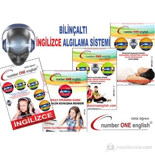 Number One English Bilinçaltı Algılama Sistemi (Subliminal)