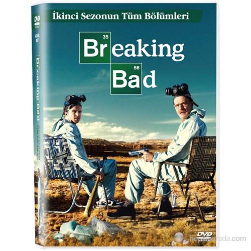 Breaking Bad Sezon 2 (DVD) (4 Disk)