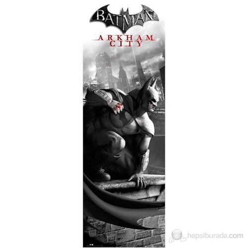 Batman Arkham City Cover Midi Poster