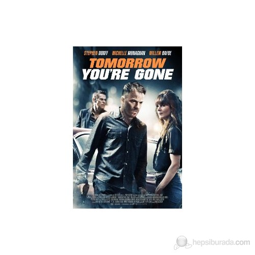 Tomorrow You're Gone (Yarın Öleceksin) (DVD)