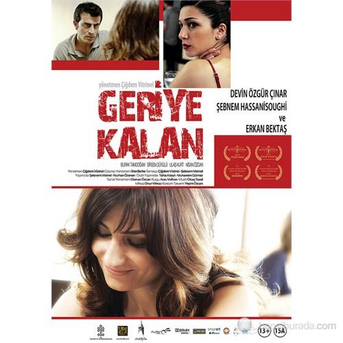 Geriye Kalan (DVD)