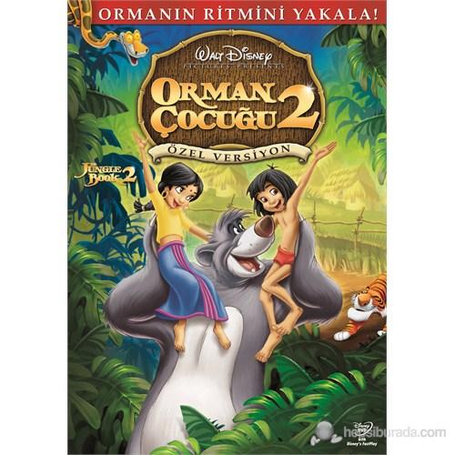 Jungle Book 2 SE (Orman Çocuğu 2 Özel Versiyon) (DVD)