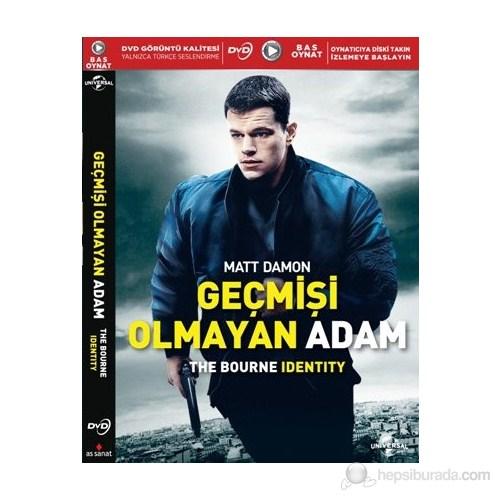 The Bourne Identity (Geçmişi Olmayan Adam) (Bas Oynat)