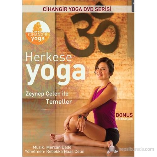 Herkese Yoga: Zeynep Çelen ile Temeller (DVD)