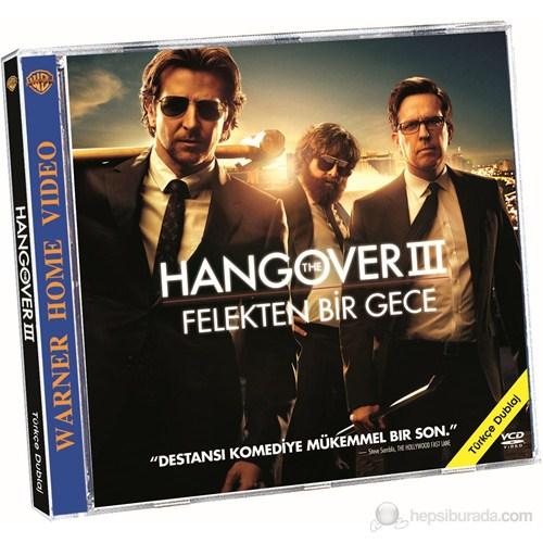 Hangover 3: Felekten Bir Gece 3 (Hangover 3) (VCD)