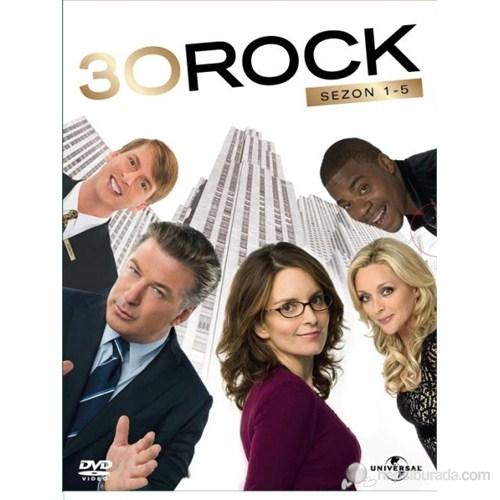 30 Rock 1-5 Sezon Box Set