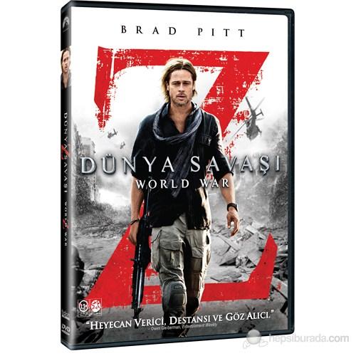 World War Z (Dünya Savaşı Z) (DVD)