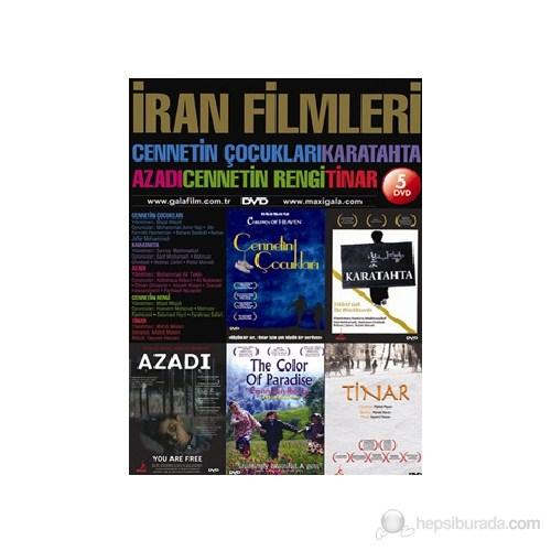 İran Filmleri Özel DVD Seti