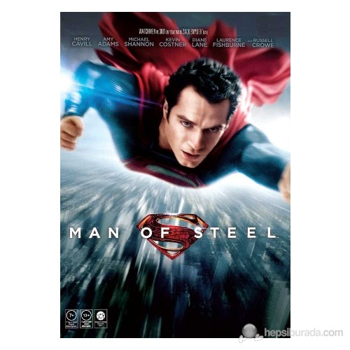 Man Of Steel (VCD)
