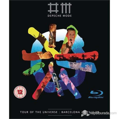 Depeche Mode – Tour Of The Universe: Barcelona (2 Dvd + 2 Bluray)