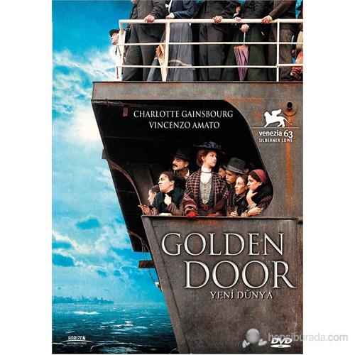 Golden Door (Yeni Dünya) (DVD)