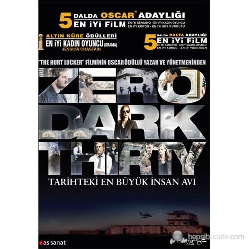 Zero Dark Thirty (Tarihteki En Büyük İnsan Avı ) (DVD)