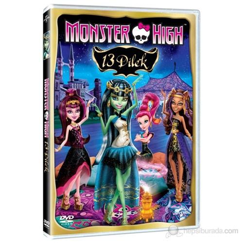 Monster High: 13 Wishes (Monster High: 13 Dilek) (DVD)