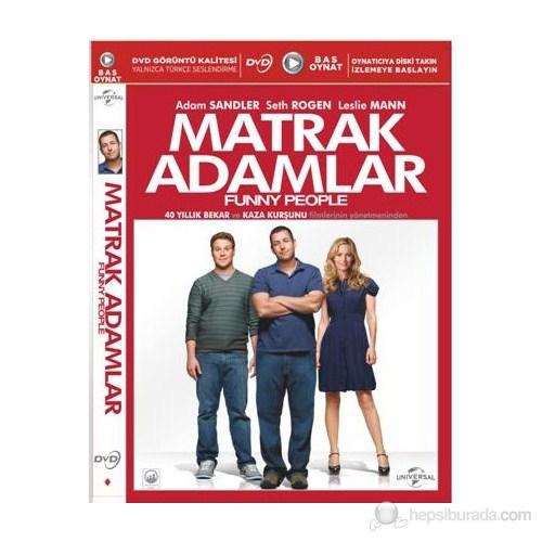 Matrak Adamlar (Funny People) (Bas Oynat)