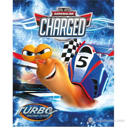 Turbo No 5 Mini Poster