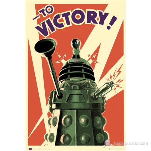 Doctor Who Victory Maxi Poster