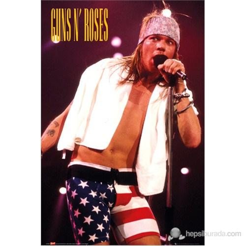 Guns N Roses Axl Maxi Poster
