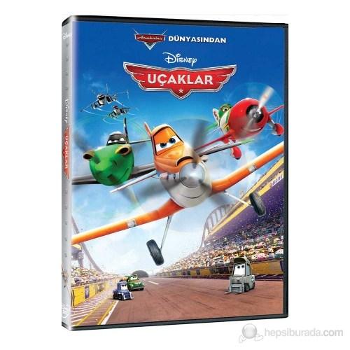 Planes (Uçaklar) (DVD)