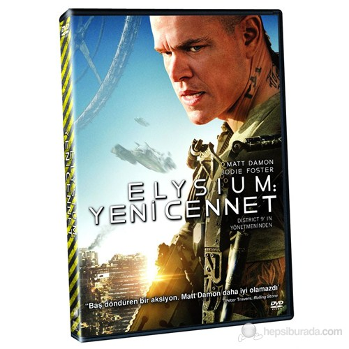 Elysium (Elysium: Yeni Cennet) (DVD)