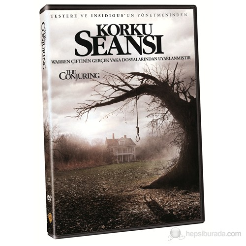 The Conjuring (Korku Seansı) (DVD)