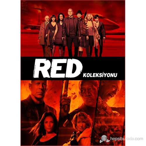 Red Box Set (DVD) (2 Disk)