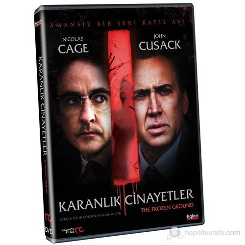 Frozen Ground (Karanlık Cinayetler) (DVD)