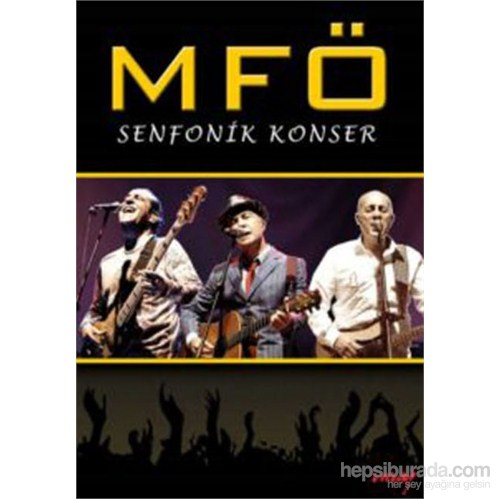 M.F.Ö. Senfonik Konser (DVD)