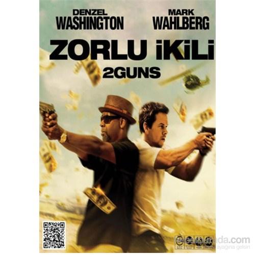2 Guns (Zorlu İkili) (Blu-Ray Disc)