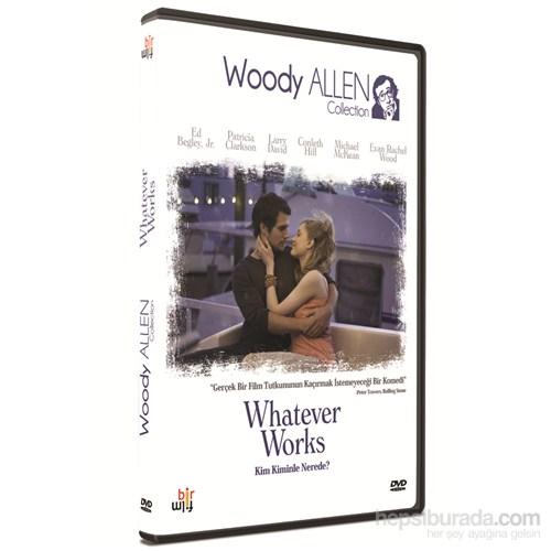Whatever Works (Kim Kiminle Nerede) (DVD)
