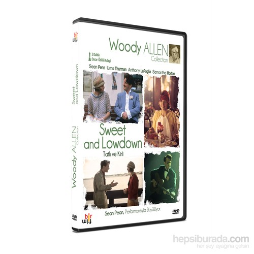 Sweet & Lowndown (Tatlı ve Kirli) (DVD)