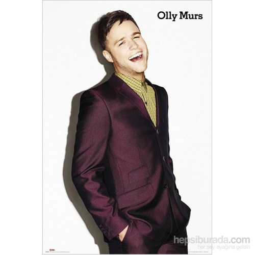 Olly Murs Suit Maxi Poster
