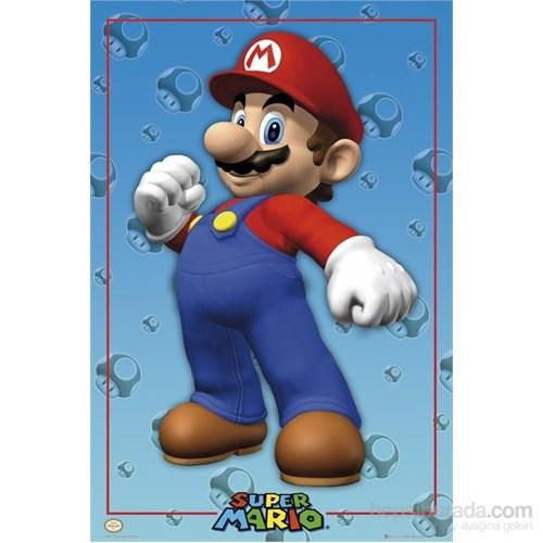 Nintendo Super Mario Solo S.O.S Maxi Poster